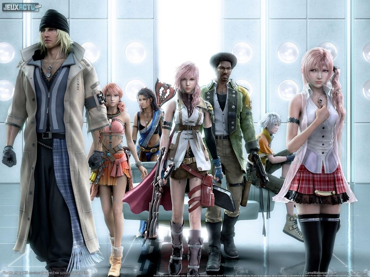 final fantasy xiii : un patch pour le full hd