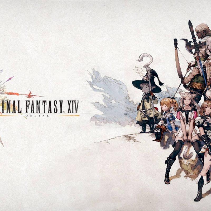 10 Top Final Fantasy Xiv Wallpaper Hd FULL HD 1080p For PC Desktop 2021 free download final fantasy xiv wallpapers wallpaper cave 1 800x800