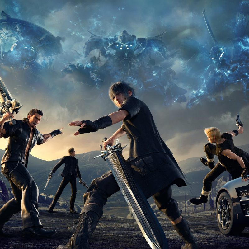 10 Best Final Fantasy 15 Wallpapers FULL HD 1920×1080 For PC Background 2018 free download final fantasy xv hd wallpaper 81 images 800x800