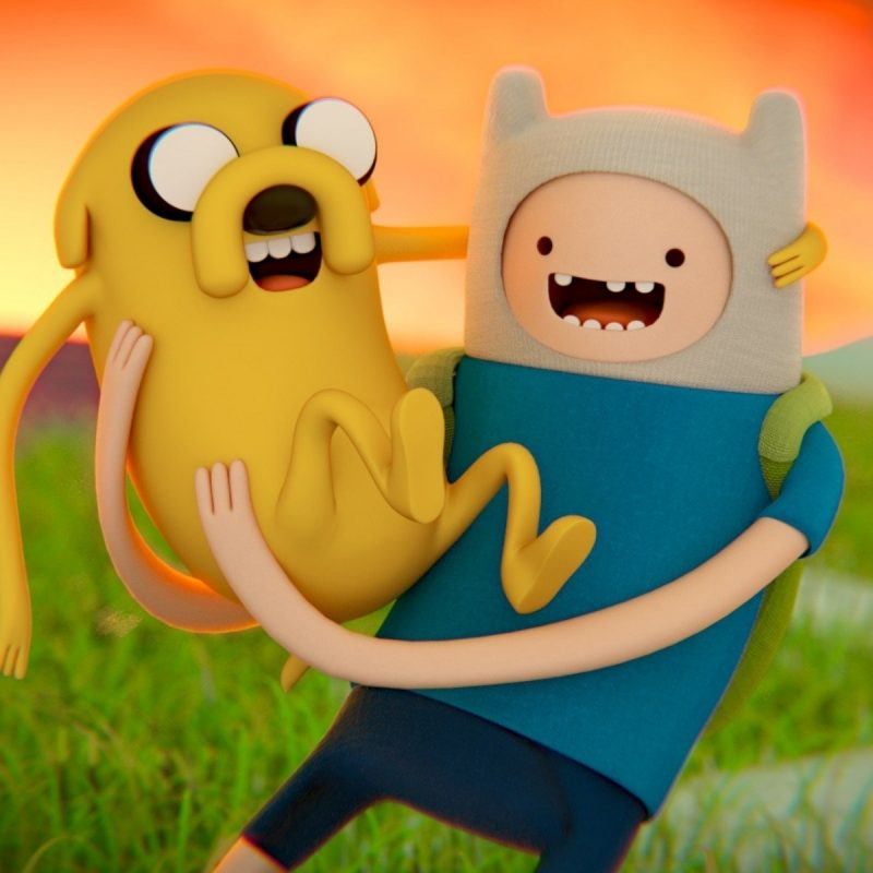 10 Top Finn And Jake Wallpaper FULL HD 1920×1080 For PC Desktop 2018 free download finn and jake 3d walldevil 800x800