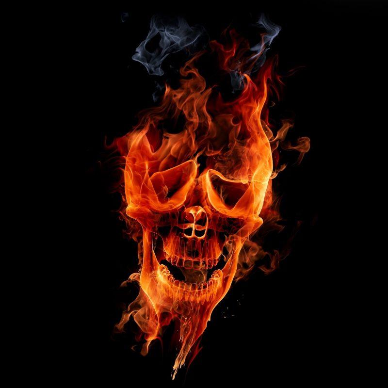 10 Latest Skull On Fire Wallpapers FULL HD 1080p For PC Background 2018 free download fire skull e29da4 4k hd desktop wallpaper for 4k ultra hd tv e280a2 tablet 1 800x800