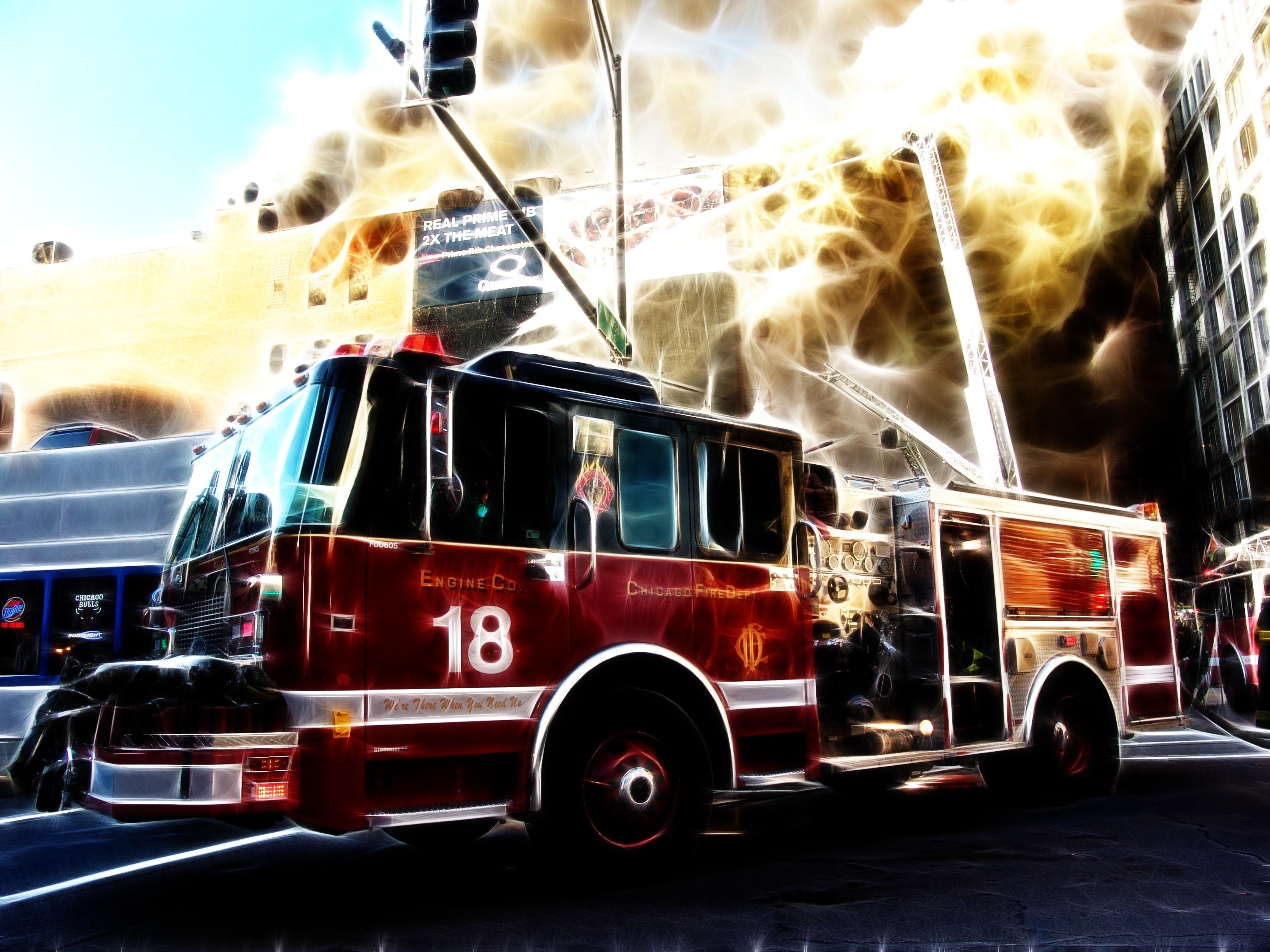 fire truck wallpapers, 38 fire truck high resolution wallpaper's