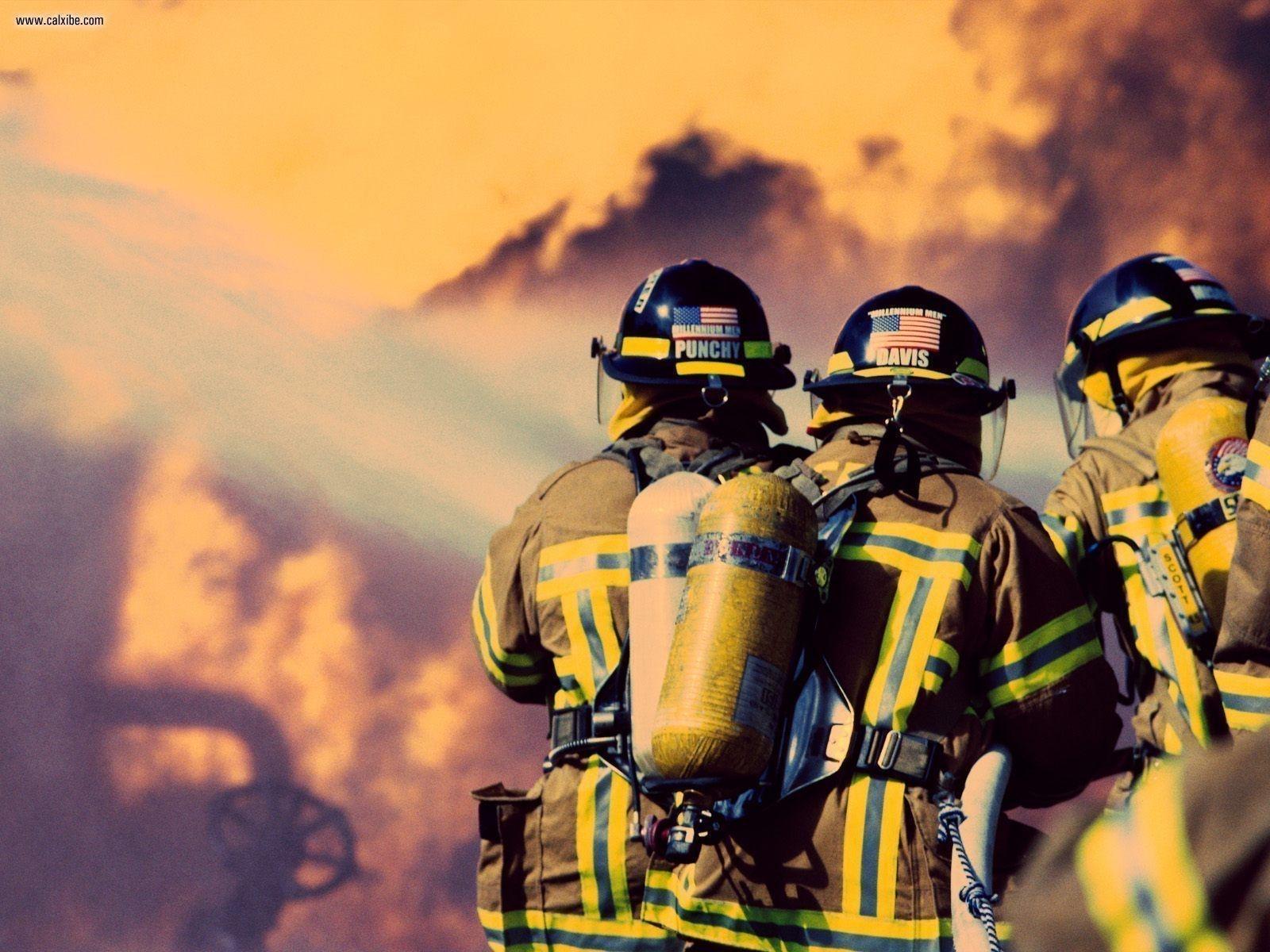 firefighter desktop backgrounds - wallpaper cave