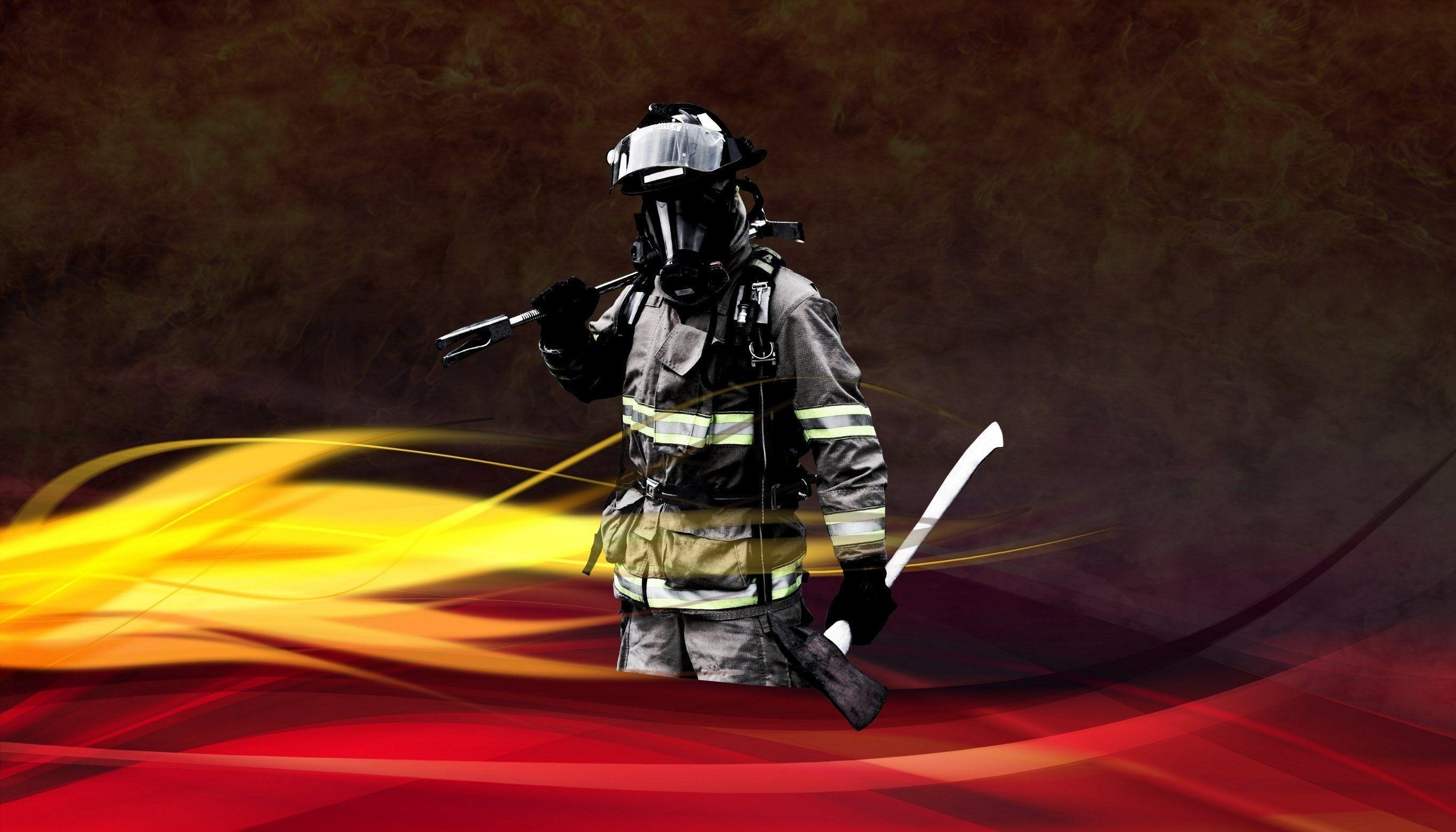 firefighter desktop backgrounds - wallpaper cave