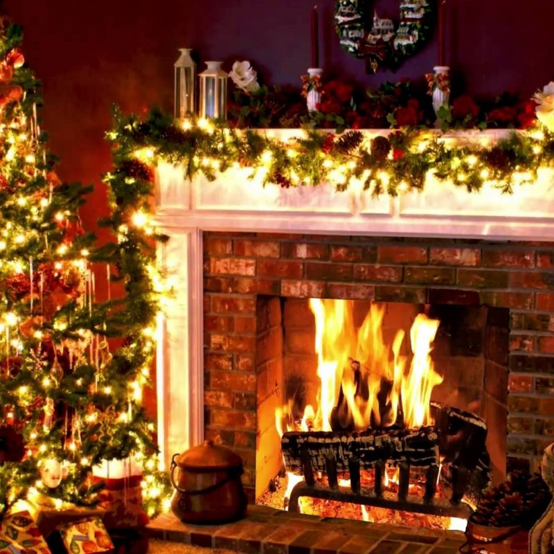 10 Latest Christmas Fireplace Wallpaper Hd FULL HD 1080p For PC Desktop 2018 free download fireplace christmas tree full hd youtube 800x800