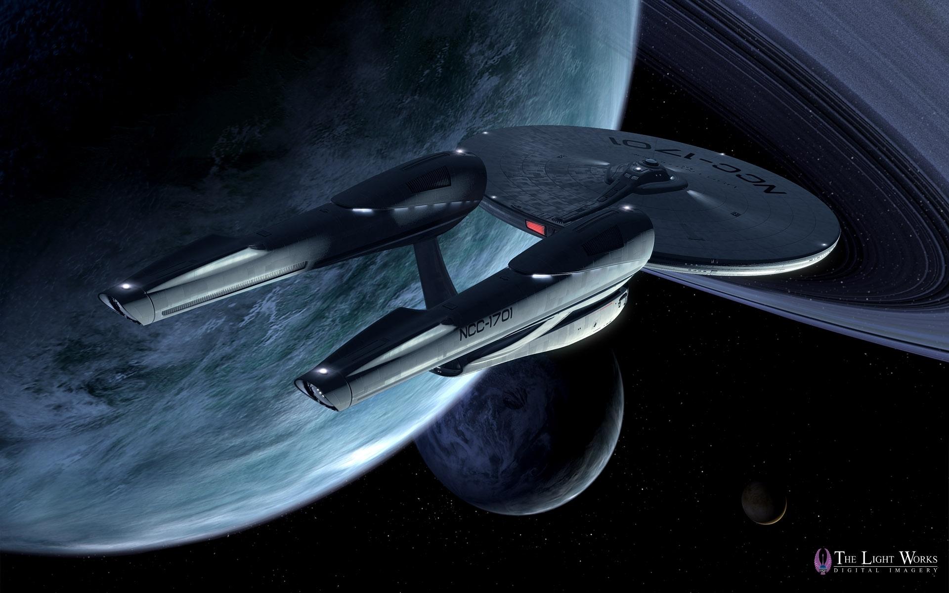 first look at tobias richter's star trek movie uss enterprise