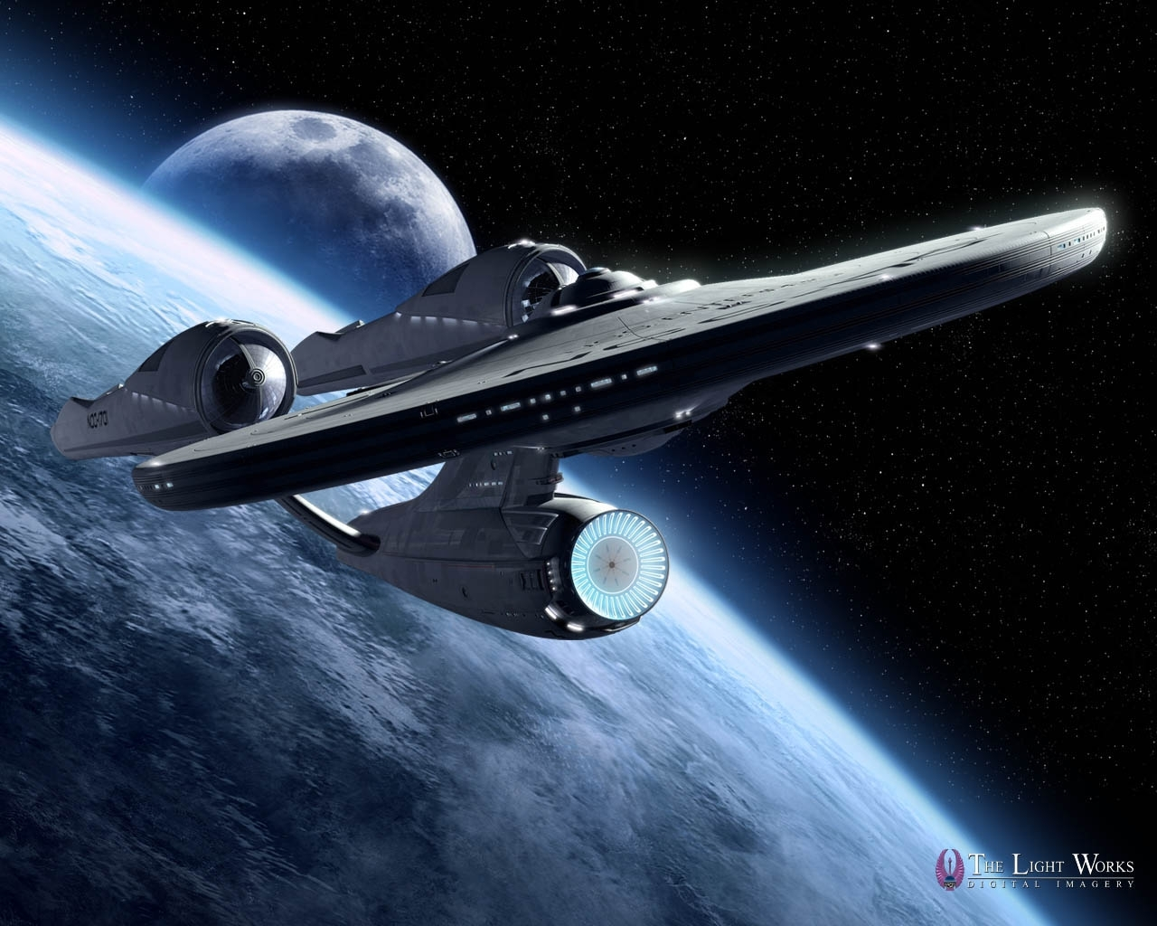 first look at tobias richter's star trek movie uss enterprise