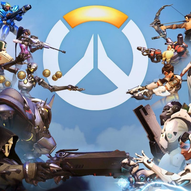 10 New Overwatch Triple Monitor FULL HD 1080p For PC