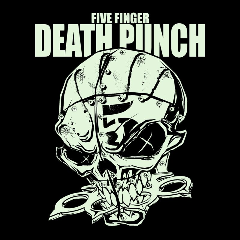 10 Latest 5 Finger Death Punch Logo FULL HD 1080p For PC Background 2021 free download five finger death punch knucklehead glow t shirt 1 800x800