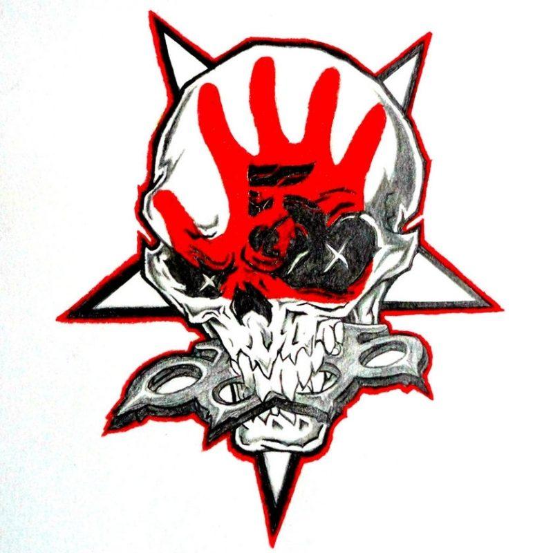 10 Latest 5 Finger Death Punch Logo FULL HD 1080p For PC Background 2018 free download five finger death punch skullcrossfade528 on deviantart 1 800x800