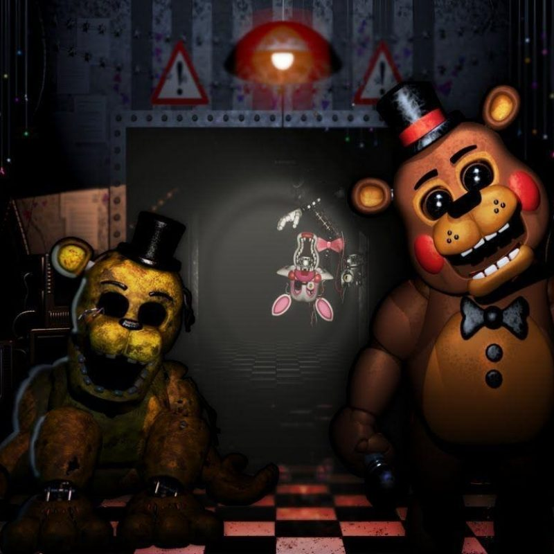 10 New Five Night At Freddy Wallpaper FULL HD 1920×1080 For