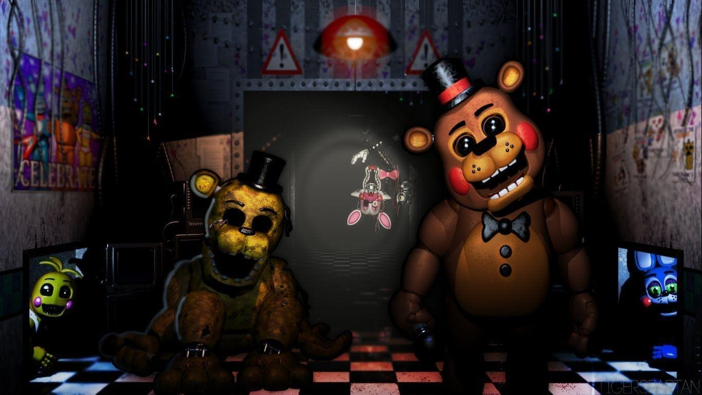 five nights at freddys fnaf wallpapers - wallpaper cave