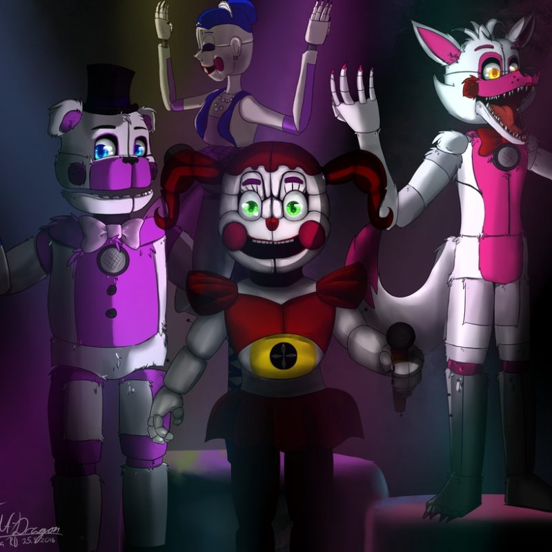 10 Most Popular Five Nights At Freddy's Sister Location Wallpaper FULL HD 1080p For PC Desktop 2020 free download five nights at freddys sister location wallpaper 800x800