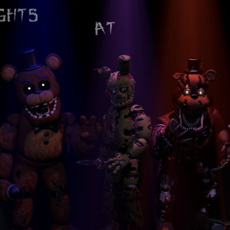 10 Most Popular Five Nights At Freddy's Backgrounds FULL HD 1920×1080 For PC Desktop 2018 free download five nights at freddys wallpaperlord kaine on deviantart 2 800x800