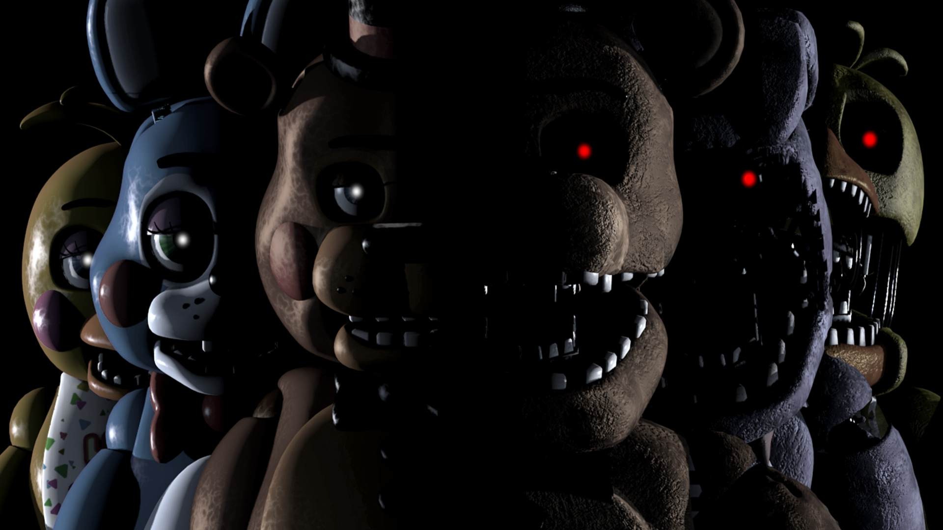 five nights at freddy's wallpapers - album on imgur