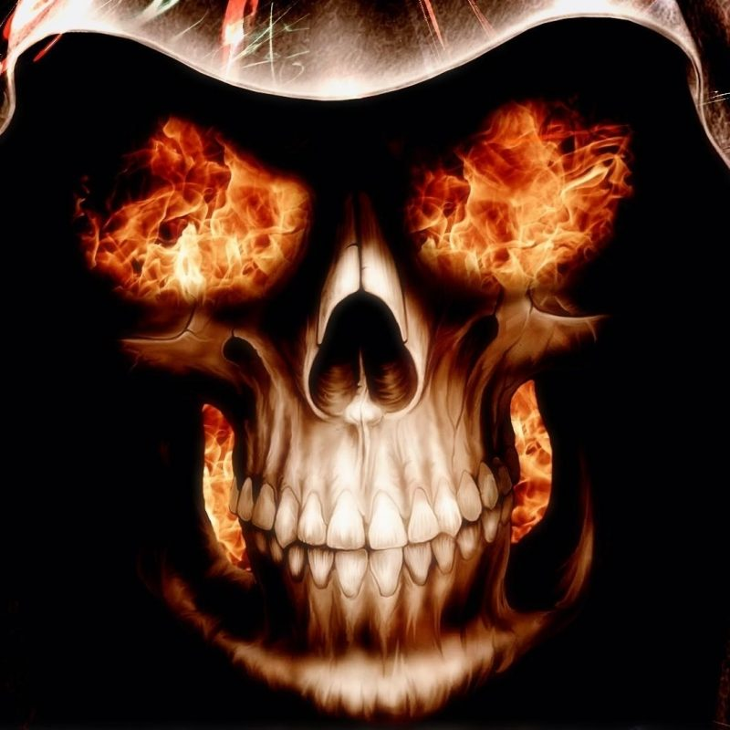 10 Best Skulls And Flames Wallpaper FULL HD 1080p For PC Background 2020 free download flames skulls fire deviantart digital art wallpaper 64539 800x800