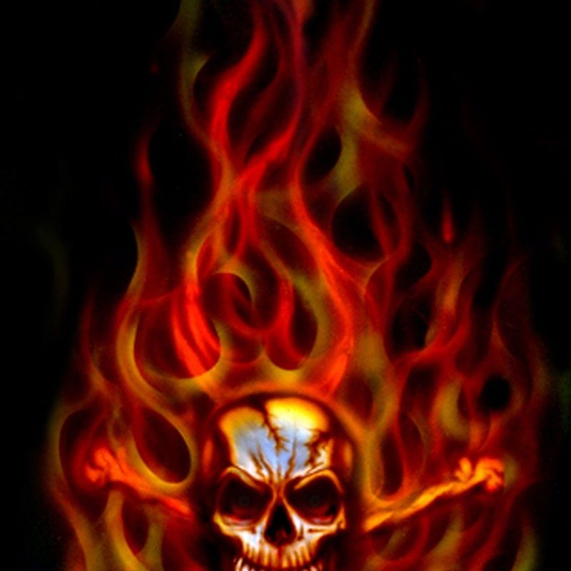 10 Best Skulls And Flames Wallpaper FULL HD 1080p For PC Background 2018 free download flaming skulls wallpaper 59 images 800x800