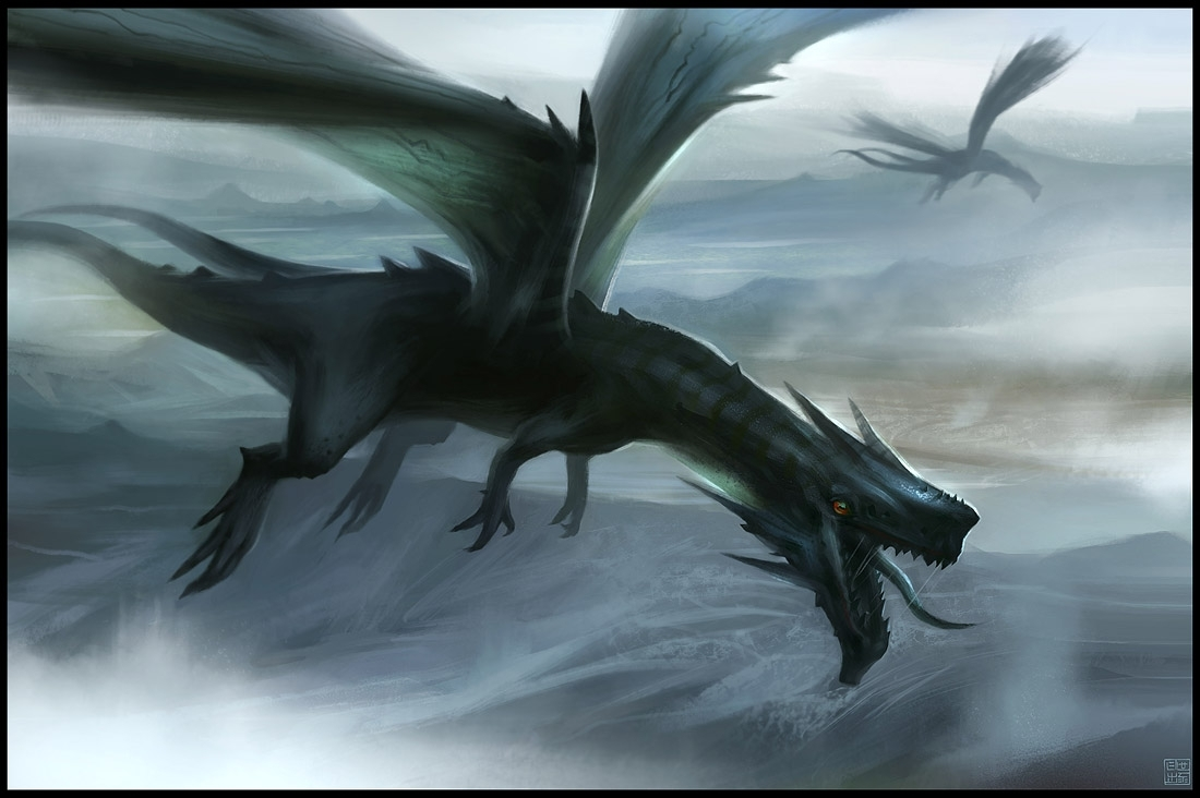 10 Top Images Of Dragons Flying FULL HD 1080p For PC Desktop