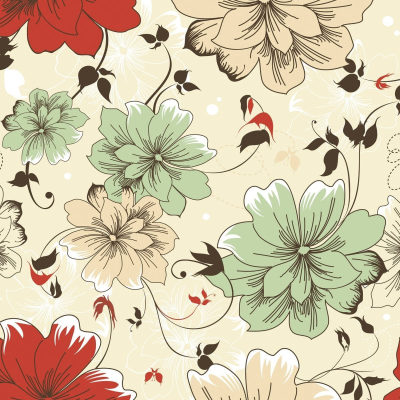 10 Top Flower Pattern Desktop Wallpaper FULL HD 1920×1080 For PC Background 2018 free download floral desktop backgrounds wallpaper cave 2 800x800