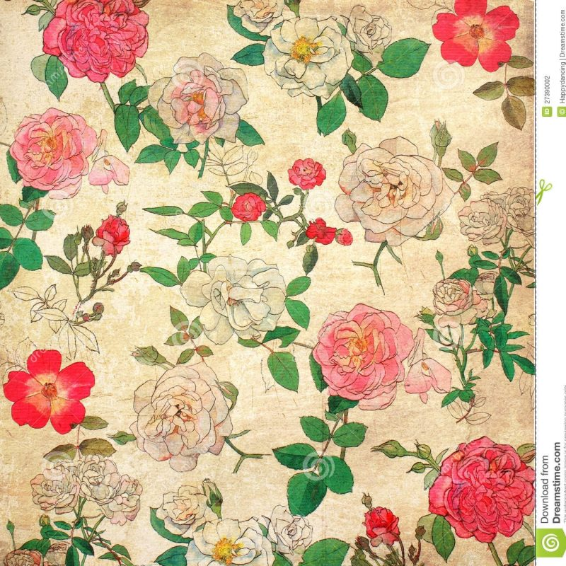 10 Most Popular Old Fashioned Floral Wallpaper FULL HD 1080p For PC Desktop 2020 free download floral vintage wallpaper stock photo image of blossom 27390002 800x800