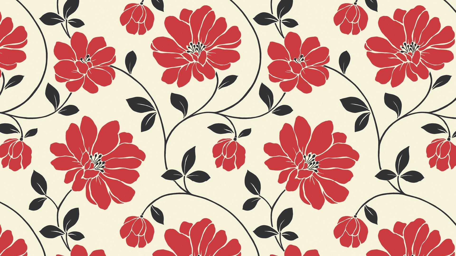 flower pattern tumblr pattern desktop background | ololoshenka