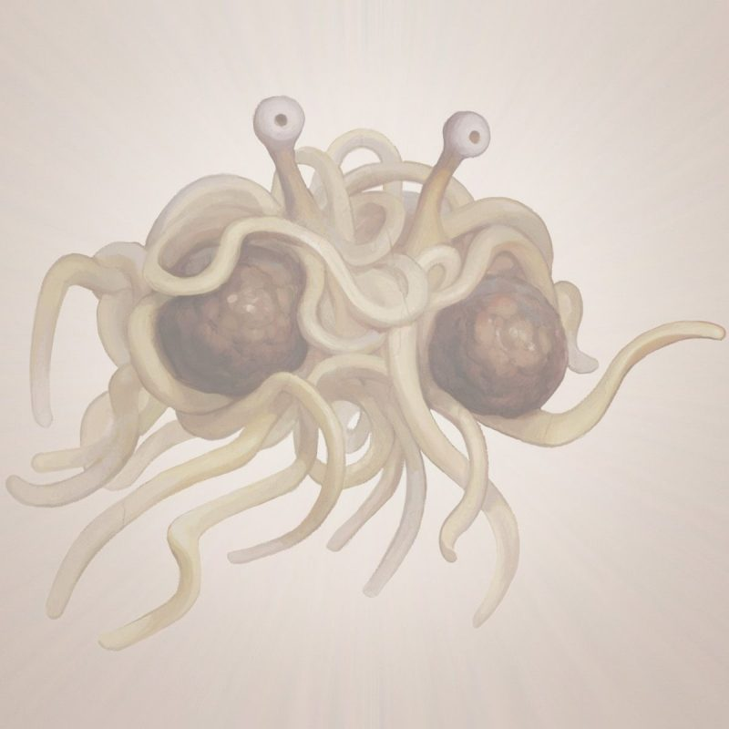 10 Most Popular Flying Spaghetti Monster Desktop Wallpaper FULL HD 1920×1080 For PC Desktop 2020 free download flying spaghetti monster wallpaper funny wallpapers 27442 1 800x800
