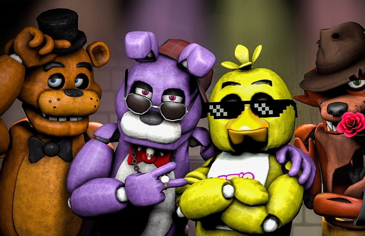 fnaf – five nights at freddy's wallpapers new tab – chrome-live