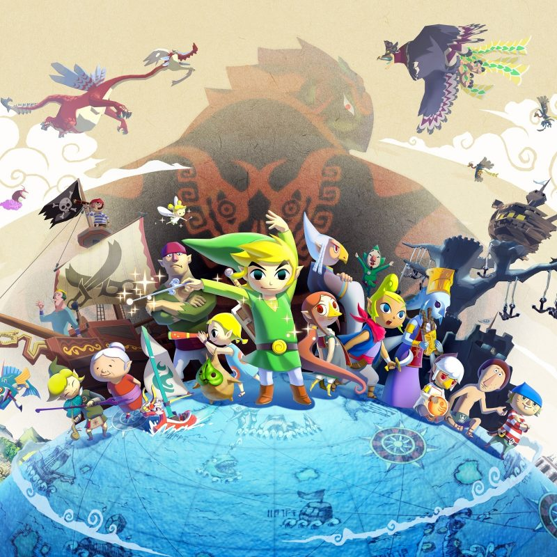 10 Latest Legend Of Zelda Windwaker Wallpaper FULL HD 1080p For PC Desktop 2021 free download fond decran 3840x2400 px lien the legend of zelda wind waker 1 800x800