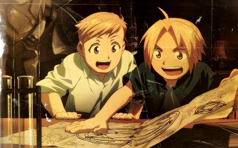 fond d'écran : anime, fullmetal alchemist brotherhood, elric edward