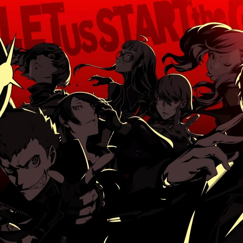 10 New Persona 5 Hd Wallpaper FULL HD 1920×1080 For PC Desktop 2018 free download fond decran anime serie persona persona 5 des bandes dessinees 800x800