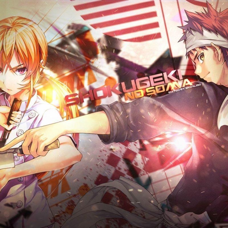 10 Best Shokugeki No Soma Wallpaper 1920X1080 FULL HD 1080p For PC Background 2018 free download fond decran anime shokugeki no souma nakiri erina des bandes 800x800