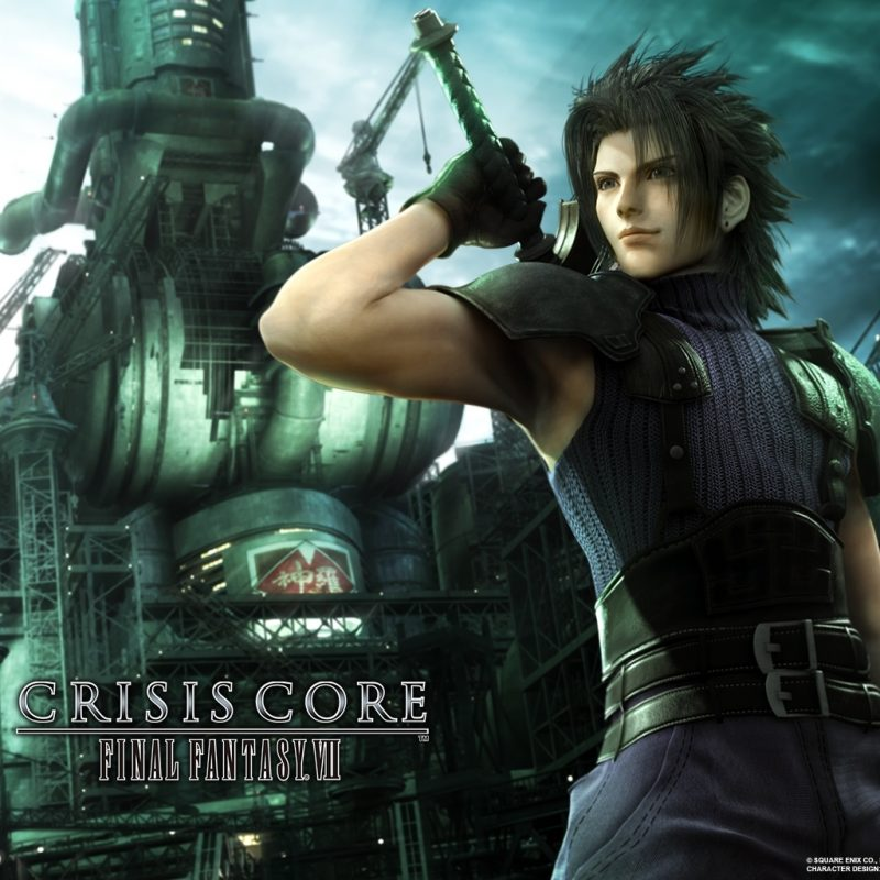 10 Best Final Fantasy Crisis Core Wallpaper FULL HD 1080p For PC Desktop 2020 free download fond decran final fantasy vii crisis core wallpaper 800x800