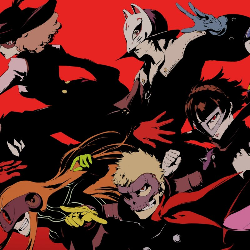10 Most Popular Persona 5 Wallpaper 1920X1080 FULL HD 1080p For PC Background 2018 free download fond decran illustration anime dessin anime serie persona 800x800