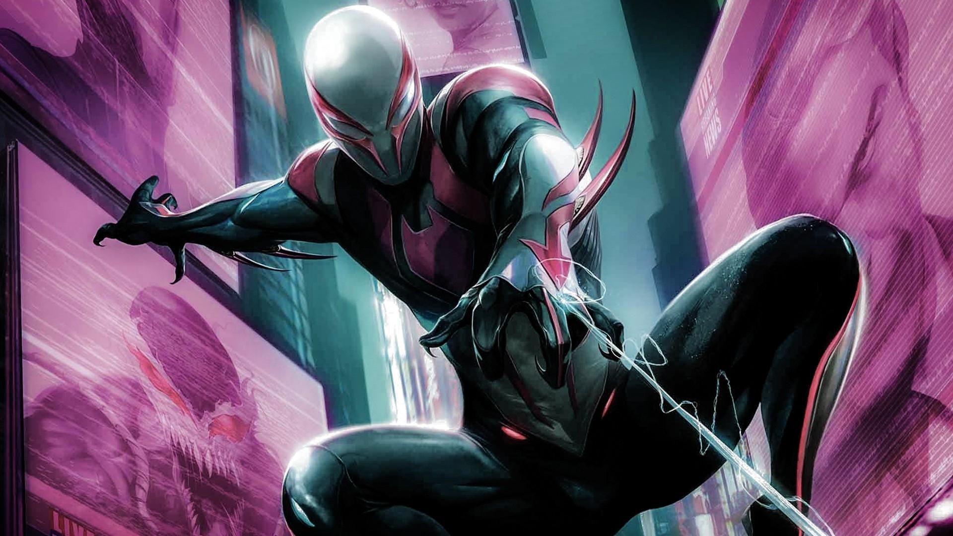 10 Best Spider Man 2099 Wallpaper Hd Full Hd 1920 1080 For