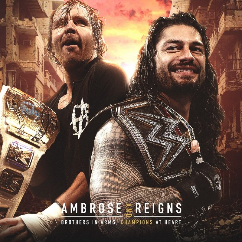 10 Top Wwe Dean Ambrose Wallpapers FULL HD 1080p For PC Desktop 2018 free download fond decran wwe affiche lutte dean ambrose roman reigns 2 800x800