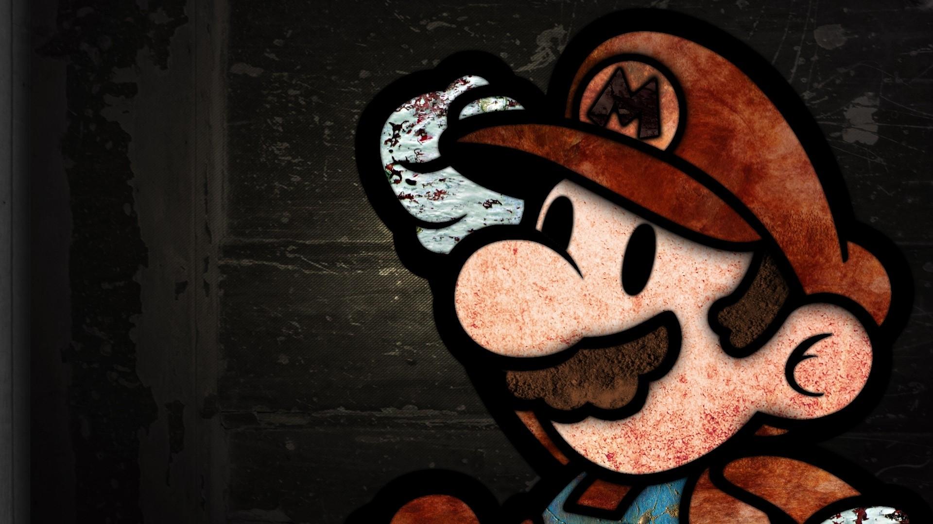 fonds d'écran jeu vidéo mario bros - mario bros vidéo game wallpapers