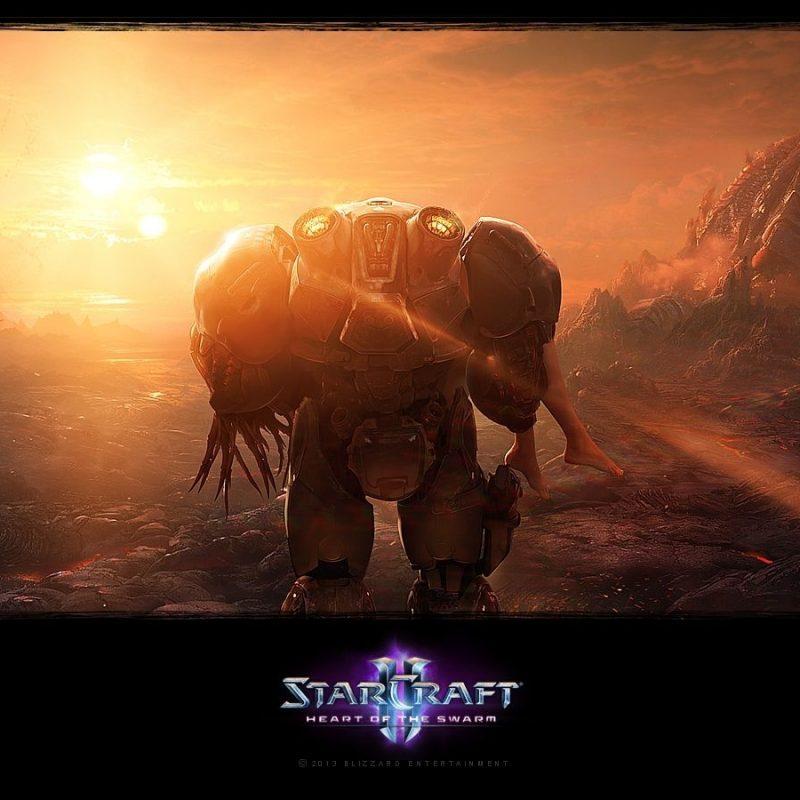 10 New Starcraft 2 Desktop Wallpaper FULL HD 1920×1080 For PC Desktop 2020 free download fonds decran medias starcraft ii 2 800x800