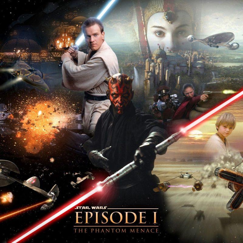 10 Top Star Wars Episode 1 Wallpaper FULL HD 1080p For PC Desktop 2020 free download fonds decran star wars episode 1 la menace fantome maximumwallhd 800x800