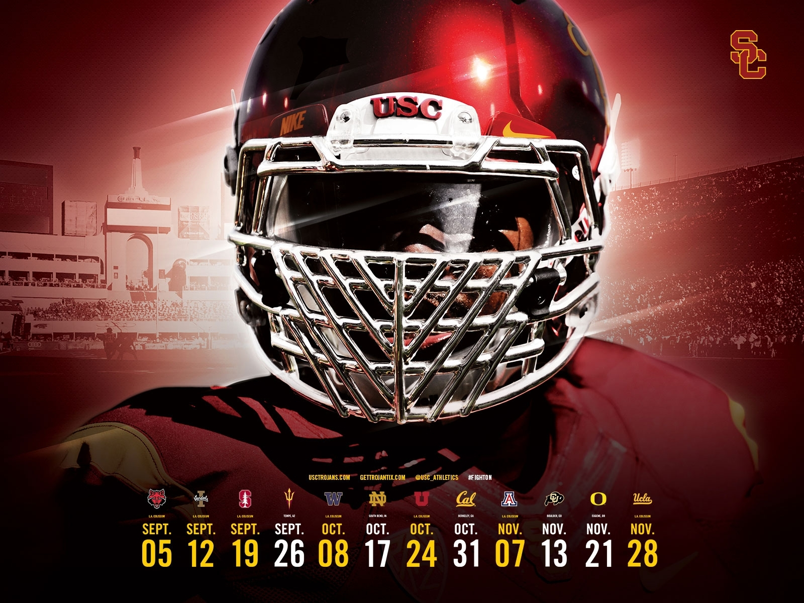football - university of southern california official athletic site