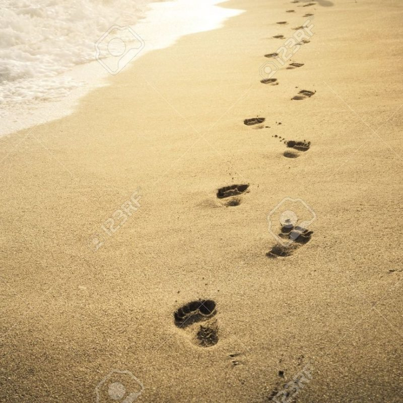 10 Best Footprints In The Sand Images Free FULL HD 1080p For PC Background 2021 free download footprints in the sand at sunset stock photo picture and royalty 3 800x800