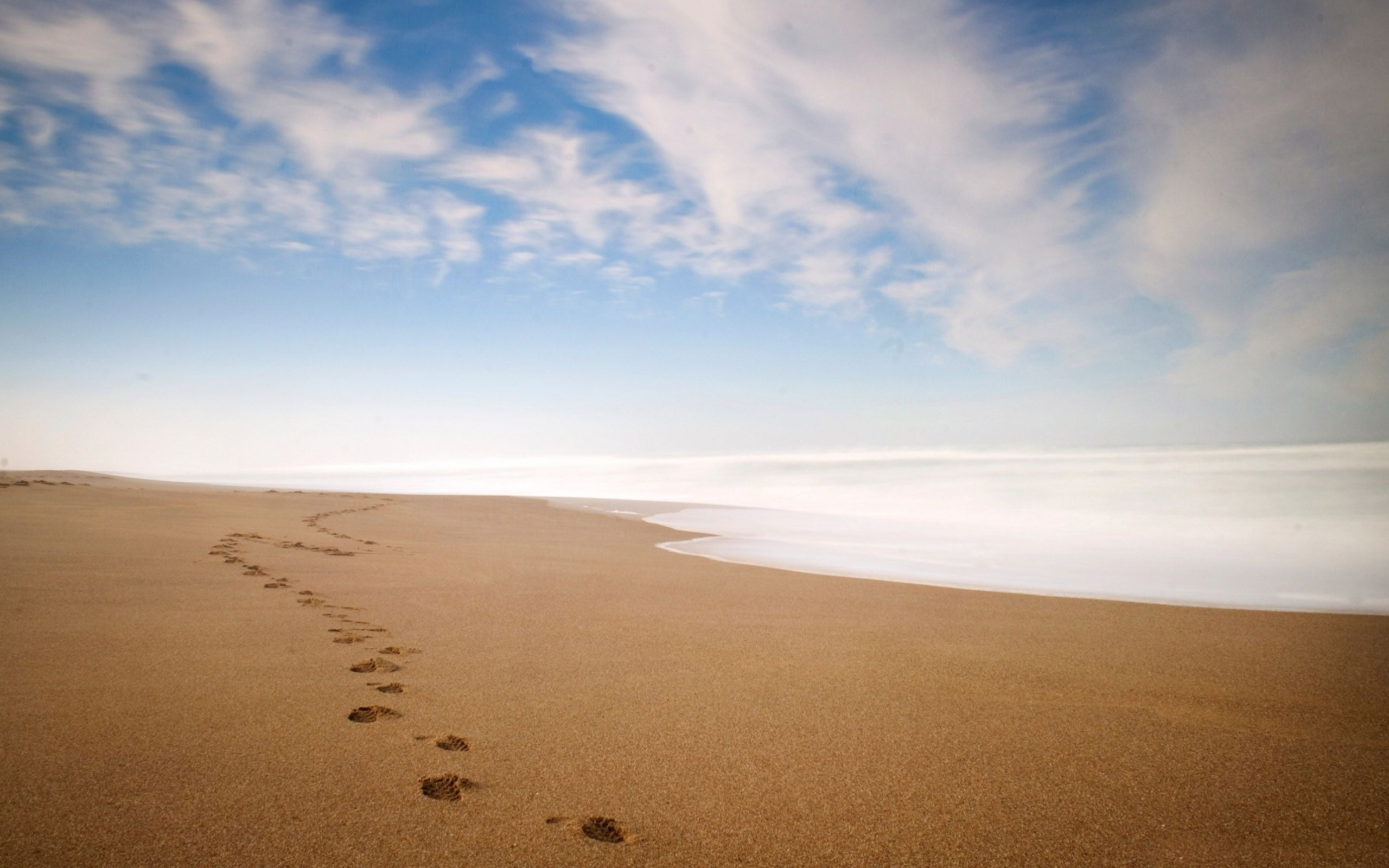 footprints in the sand poem – wondrlust