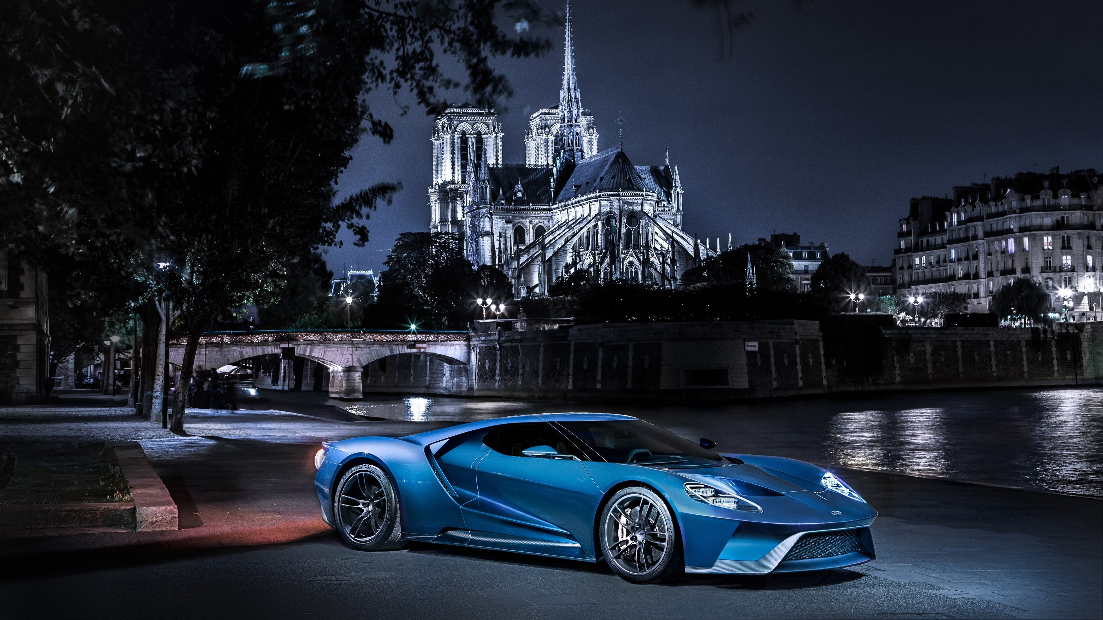 ford gt supercar wallpaper | hd car wallpapers