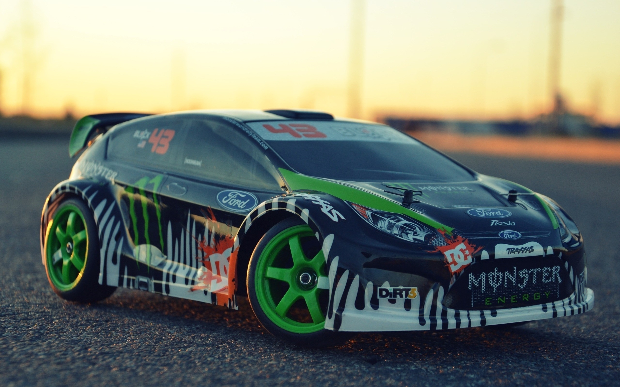 ford remote control rc drift car, hd cars, 4k wallpapers, images