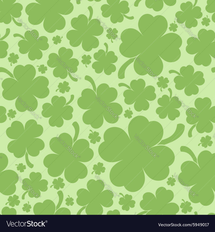10 New 4 Leaf Clover Background FULL HD 1920×1080 For PC Background 2018 free download four leaf clover background royalty free vector image 1 741x800