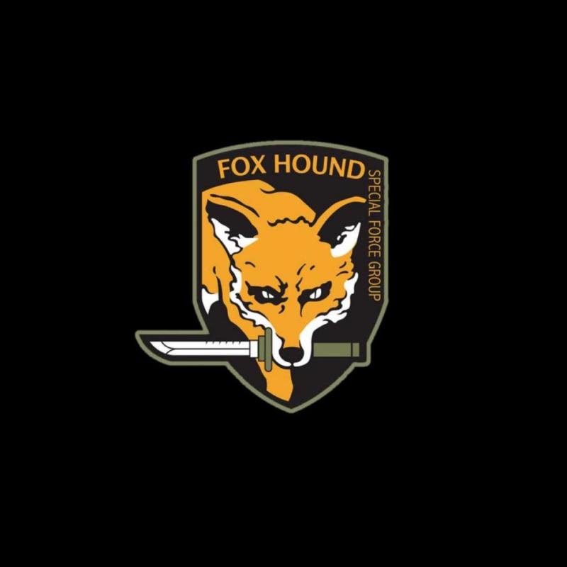 10 Best Foxhound Logo Wallpaper Hd FULL HD 1080p For PC Desktop 2018 free download fox hound wallpaper wallpapersafari 800x800