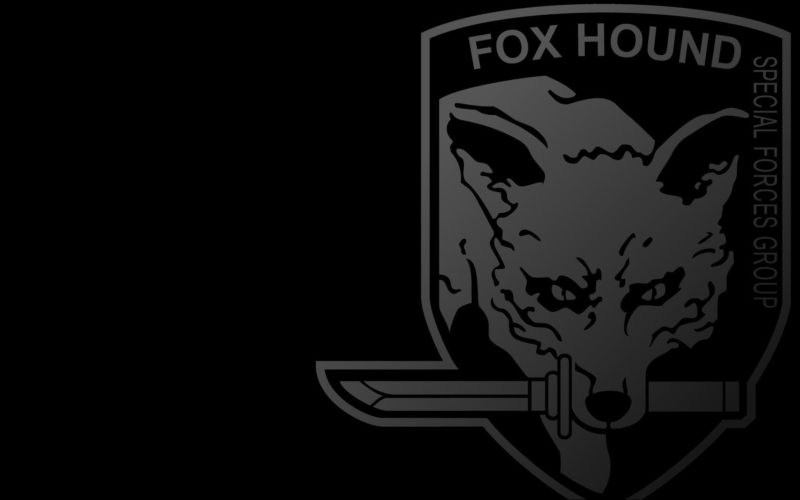 10 Best Foxhound Logo Wallpaper Hd FULL HD 1080p For PC Desktop 2020 free download foxhound wallpapers hd wallpaper cave 800x500
