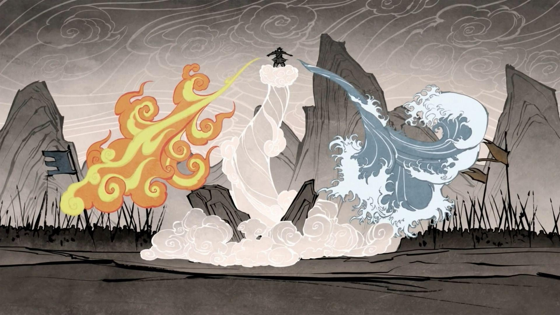free 1920x1080 cartoon cool avatar the last airbender wallpapers