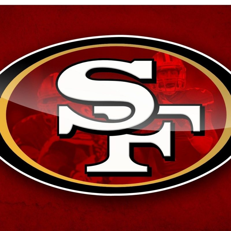 10 Latest Images Of The 49Ers Logo FULL HD 1920×1080 For PC Desktop 2018 free download free 49ers logo wallpapers sharovarka pinterest logos and 800x800
