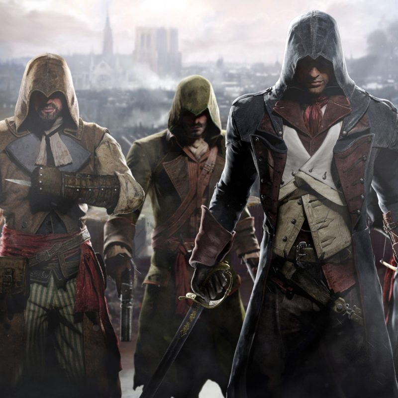10 New Assassin's Creed Unity Wallpaper FULL HD 1920×1080 For PC Desktop 2018 free download free assassins creed unity wallpaper 40776 1920x1080 px 800x800