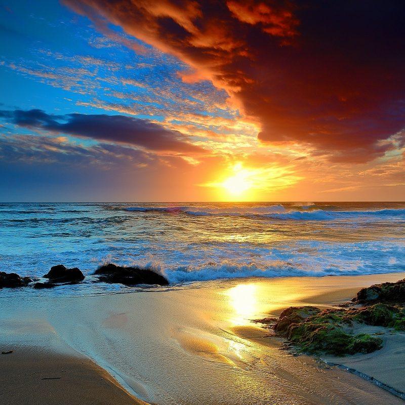 10 New Beach Sunset Desktop Wallpaper FULL HD 1080p For PC Desktop 2018 free download free beach sunset wallpapers long wallpapers 3 800x800
